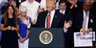 Después del ataque en Nueva York, Donald Trump ordenó profundizar los controles migratorios