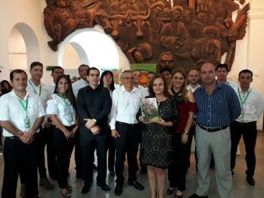 Equipo Multidisciplinario de la Alcaldía de Santa Cruz de Sierra