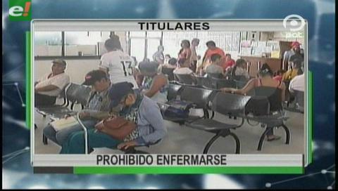 Video titulares de noticias de TV – Bolivia, noche del miércoles 11 de octubre de 2017