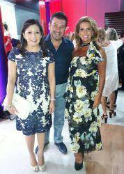 Graciela Anglarill, Quito Velasco y Sandra Cossio