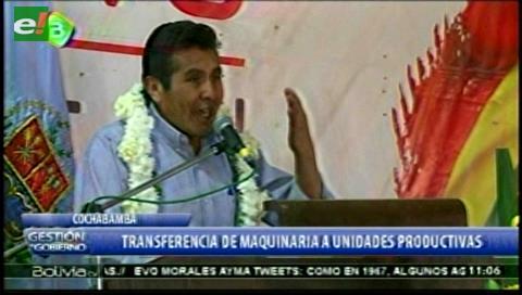 Ministro Rojas: Apenas estamos 11 años, faltan 200