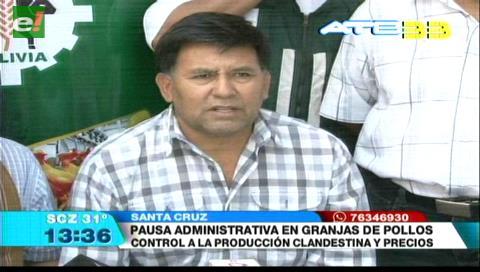 Gobierno y avicultores de Santa Cruz acuerdan erradicar granjas y mataderos clandestinos
