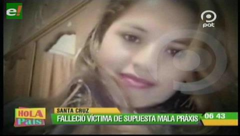 Murió la enfermera que estaba en coma por mala praxis en un spa de Santa Cruz