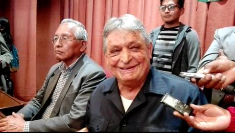 Paz Zamora sugiere respuesta política a intención del MAS de buscar reelección indefinida