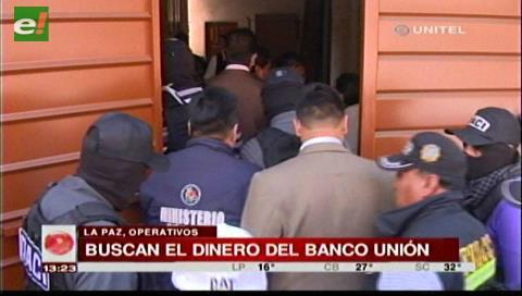 Allanan casa de Pari y detienen a cuatro familiares en el caso Banco Unión