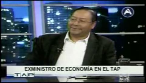 Luis Arce sobre Banco Unión: Si hubiese sido aún ministro habrían rodado cabezas