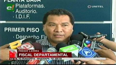 Fiscalía critica al tribunal que dejó libre a exreo Fabio Andrade Lima Lobo