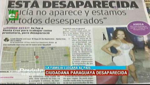 Policía busca a paraguaya desaparecida en septiembre