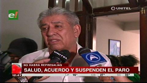 Alcaldía cruceña afirma que no habrá represalias contra los trabajadores en salud