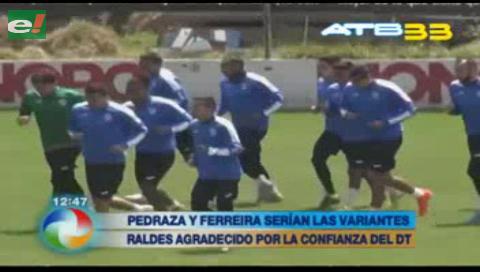 Bolívar jugará ante Guabirá buscando mantener el liderato del Torneo Clausura