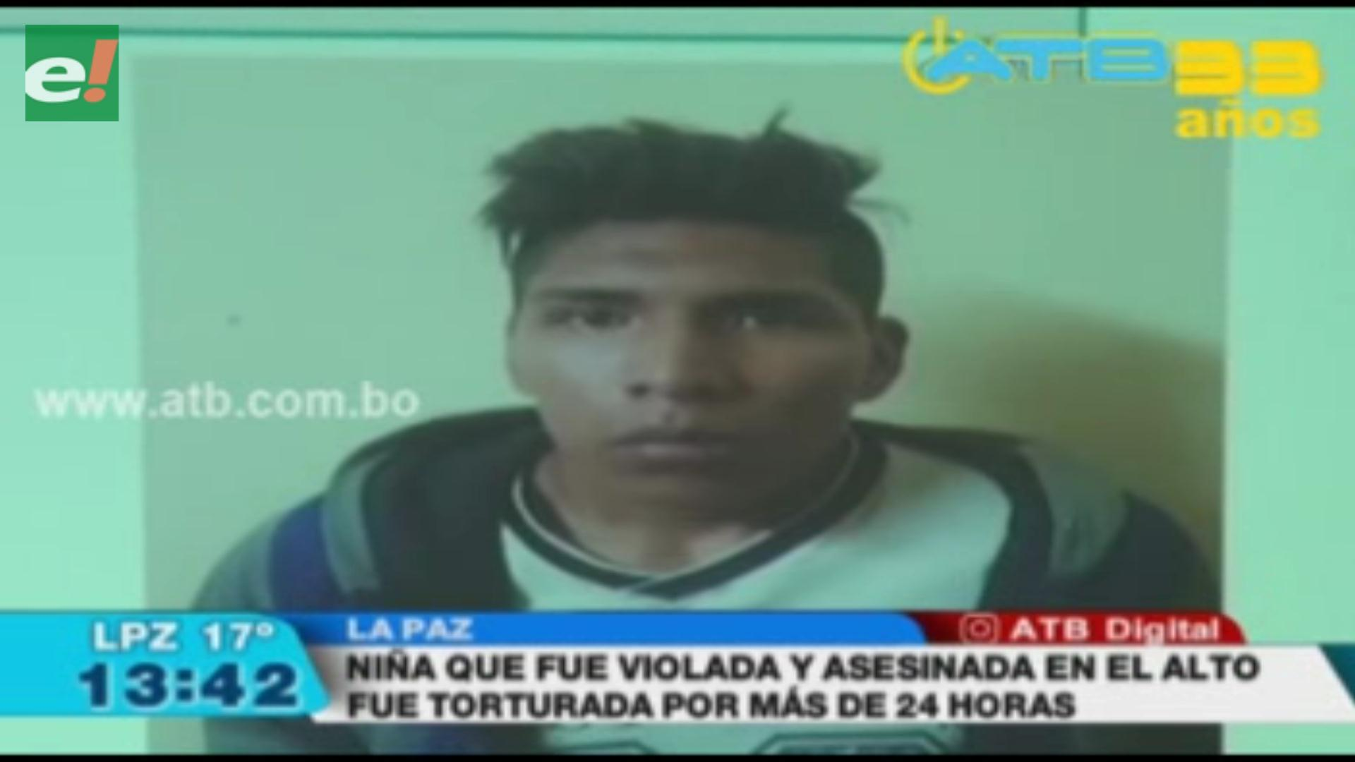 Elida Ramos de 13 años fue torturada por más de 24 horas