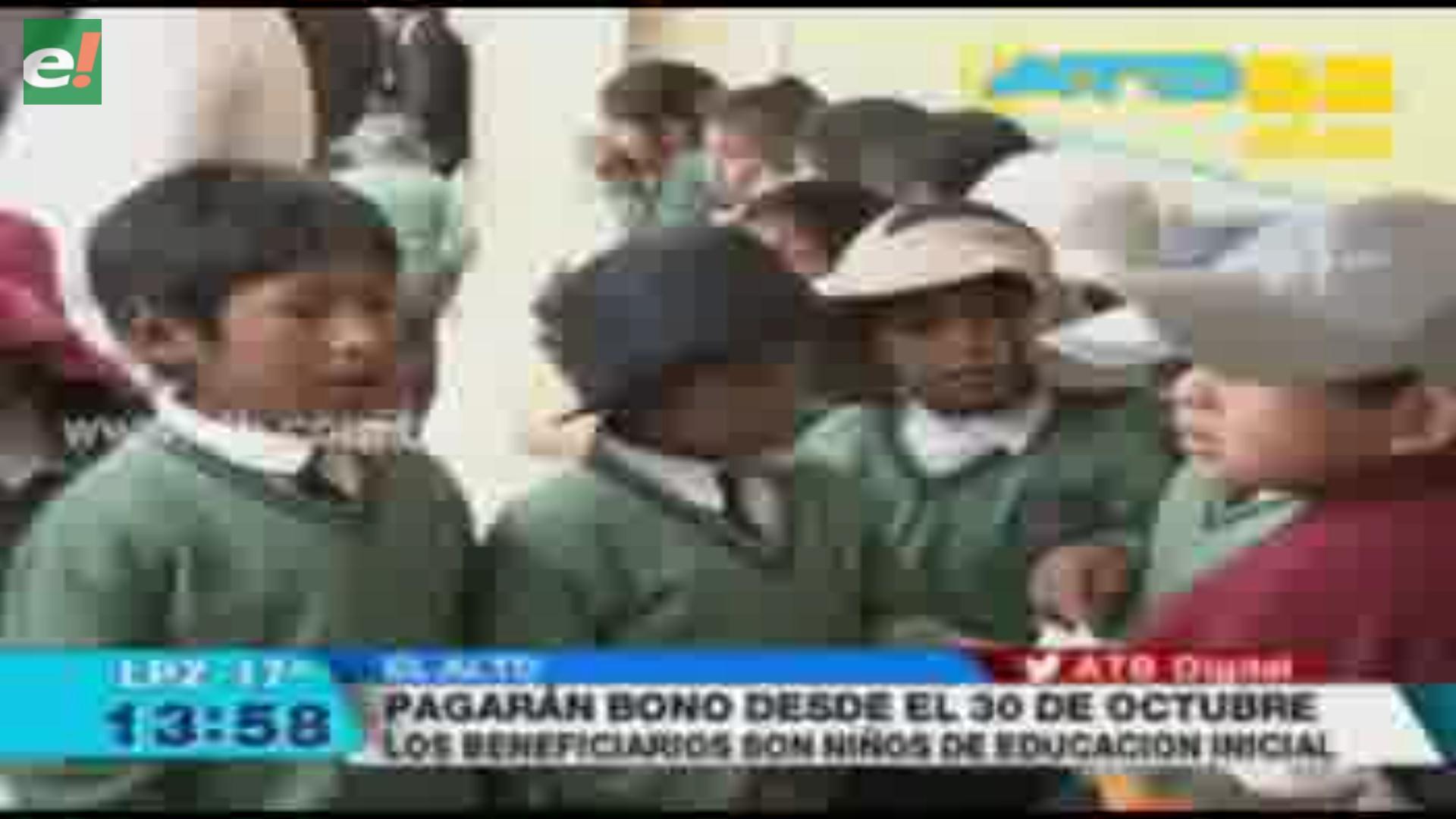 Alcaldía alteña pagará el bono de apoyo al desarrollo infantil