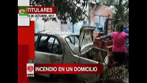 Video titulares de noticias de TV – Bolivia, noche del viernes 13 de octubre de 2017