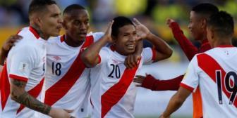 Selección peruana figura en el top 10 del último ranking FIFA