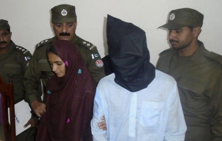 Aasia Bib, la mujer de 21 años recién casada acusada de asesinato tras envenenar leche para su esposo, y su novio, acusado de cómplice
