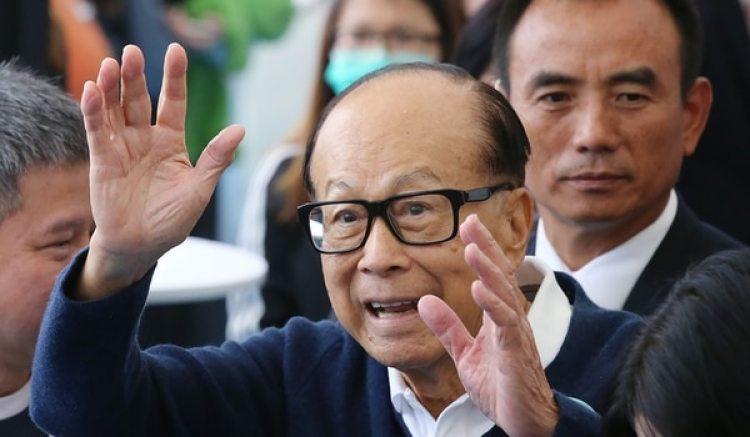 Li Ka-shing cumplirá 90 años en 2018