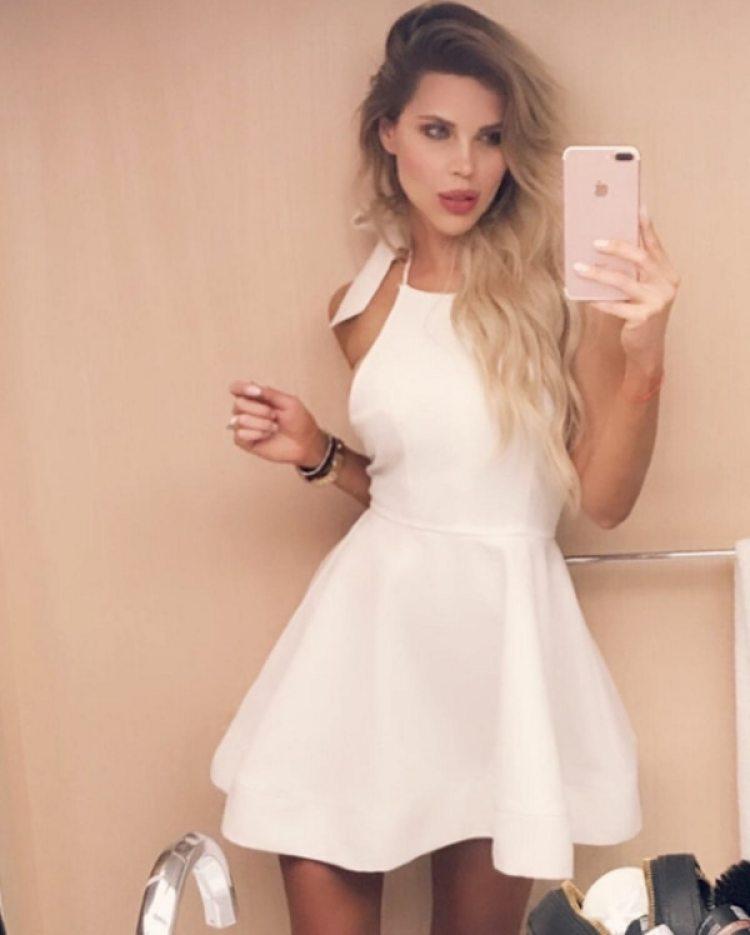 Desirée Ortiz, la novia de Luis Miguel