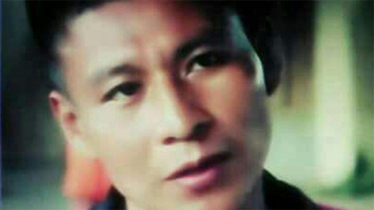 Aulio-Isarama, líder indígena asesinado por el grupo terrorista.