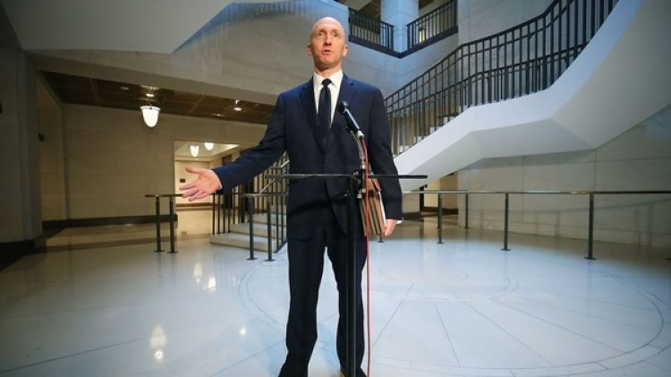 Carter Page (Photo by Mark Wilson/Getty Images)