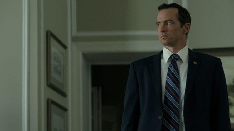 "Nathan Darrow interpretó a Edward Meechum en ""House of Cards"""