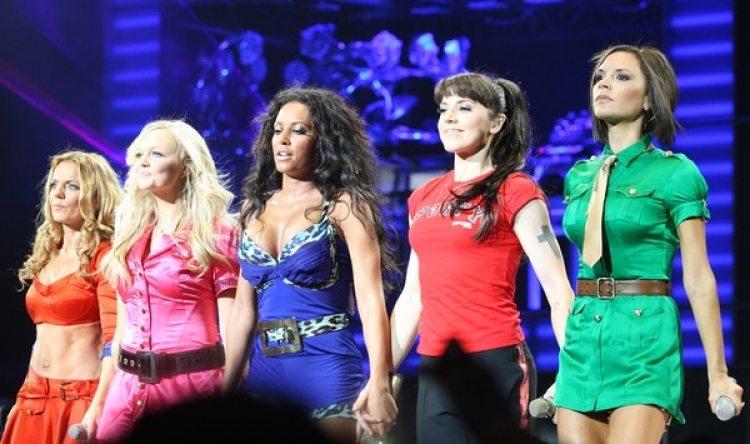 Spice Girls, en un show en Vancouver en 2007 (Flynetonline.com)