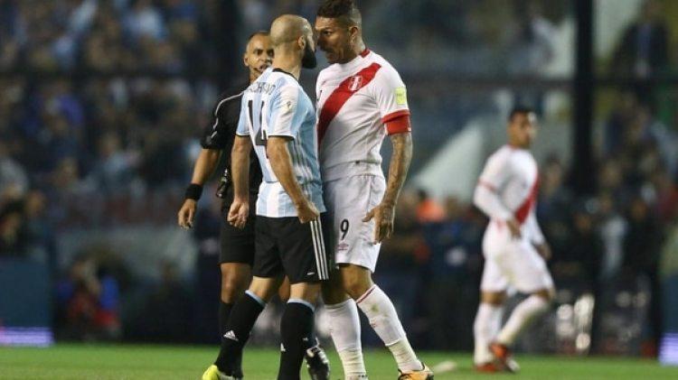 """El """"resultado analítico adverso"""" de Guerrero fue en el duelo contra Argentina (Reuters)"""