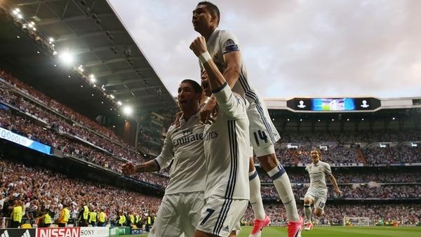 Sergio Ramos no extraña a James en el Real Madrid