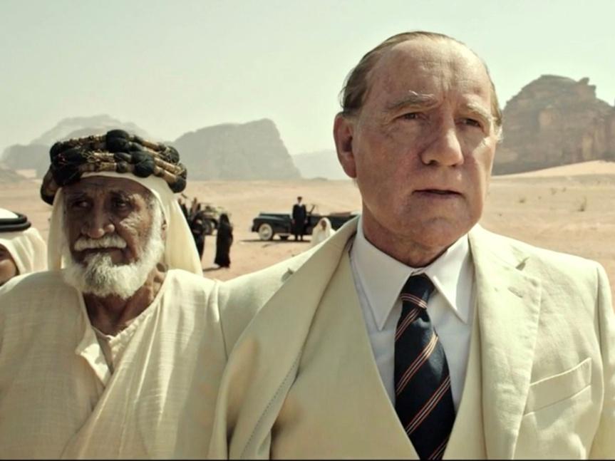 Así borrará Ridley Scott a Kevin Spacey de 'Todo el dinero del mundo
