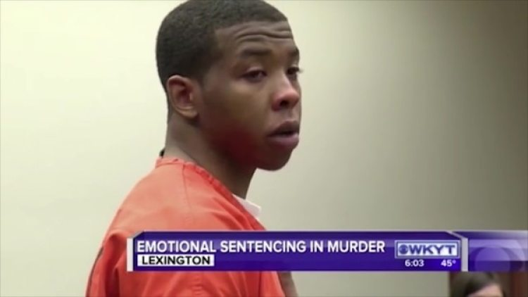Trey Relford, el asesino