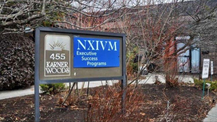 Una sede delos Programas de Éxito Ejecutivo del grupo de autoayuda Nxivm