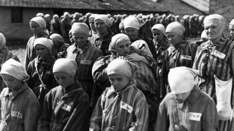 Las prisioneras de Auschwitz