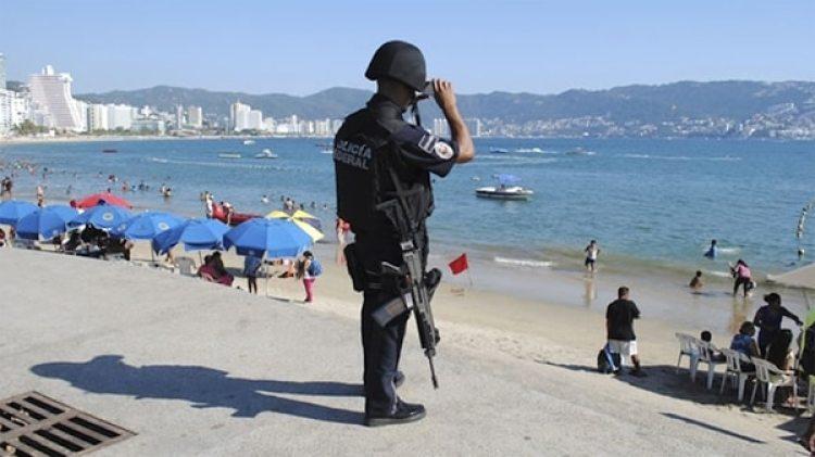 Un soldado en Acapulco (Archivo)