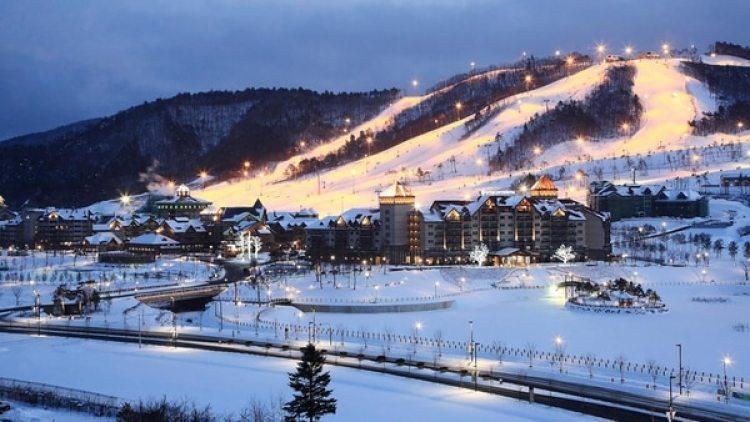 Pyeongchang se encuentra en la provincia de Gangwon, al este de Seúl