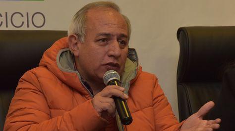 El vocal del Tribunal Supremo Electoral Antonio Costas. Foto: Archivo