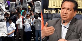 Oposición intensifica su movilización por voto nulo y Gobierno advierte un peligro