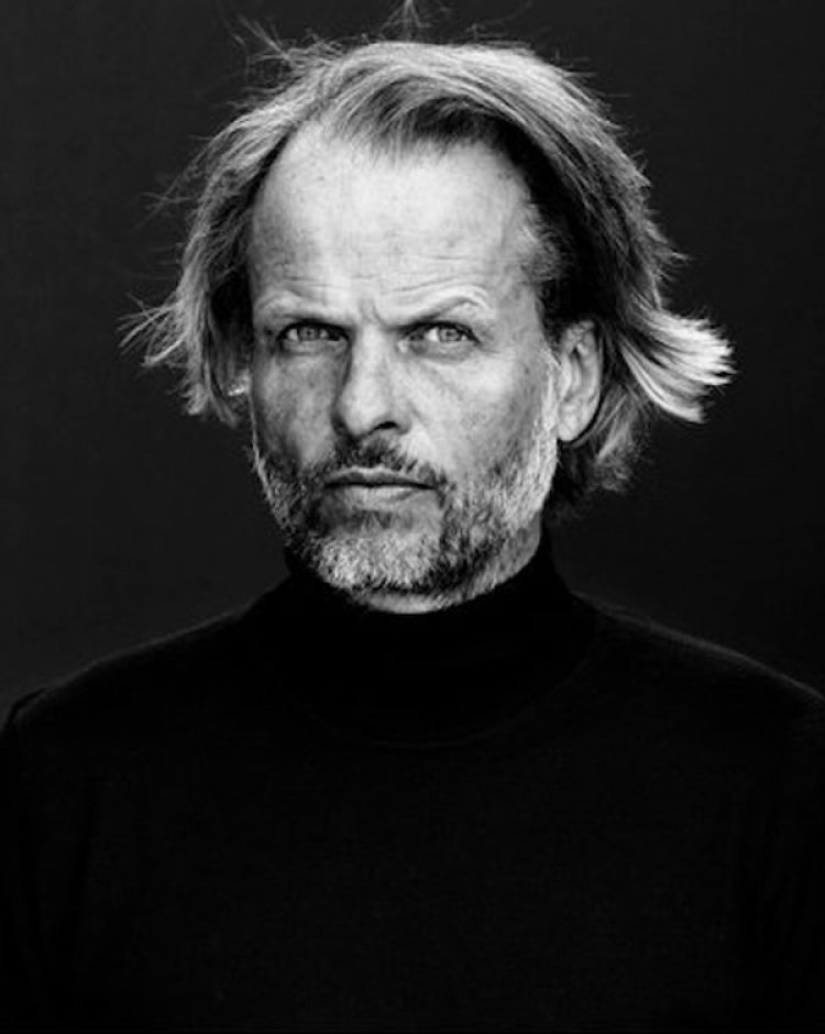 El autor, Erling Kagge, es explorador, abogado, coleccionista de arte, editor y padre de tres hijas hiperconectadas. (Foto de Lars Pettersen)