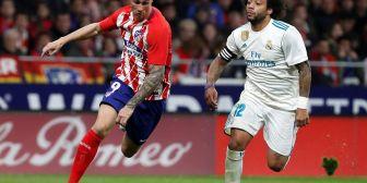 El Atlético y el Real empatan