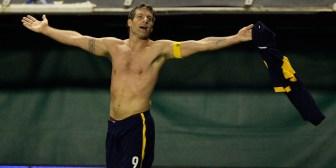"""Martín Palermo llamó a Darío Benedetto: """"Tras mi lesión, volví y gané todo"""""""