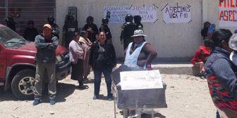 Madre del joven muerto en operativo contra el contrabando asegura que no eran parte de esa actividad