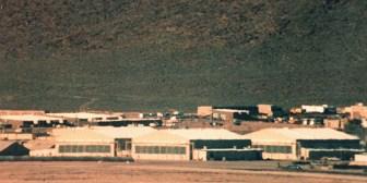 Video: La ultrasecreta 'Área 52' de EE.UU. aparece por primera vez en una grabación