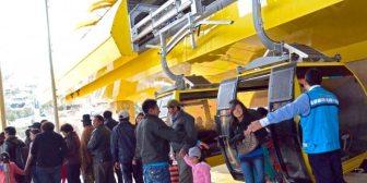 Mi Teleférico de La Paz acusó resultados negativos entre 2015 y 2016