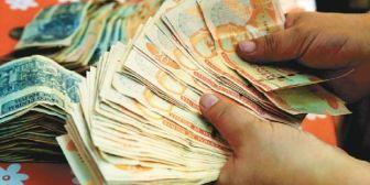 Pago de aguinaldo cae en Bs 1.400 millones con relación a 2016