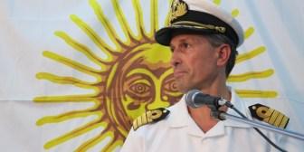 """9° día sin rastros. Submarino ARA San Juan: """"Nos gustaría dar mejores noticias"""", dice la Armada"""