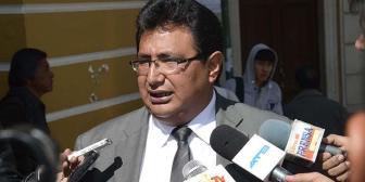 Oposición iniciará proceso en contra la ministra López por corrupción en estatal BoliviaTv