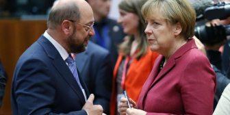 """Alemania: avanza la vuelta de la Gran Coalición entre conservadores y socialdemócratas, la """"mejor opción"""" para destrabar la crisis política"""