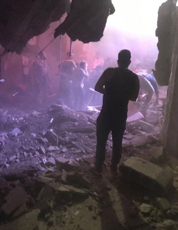 40 heridos tras hundirse suelo de discoteca en Tenerife