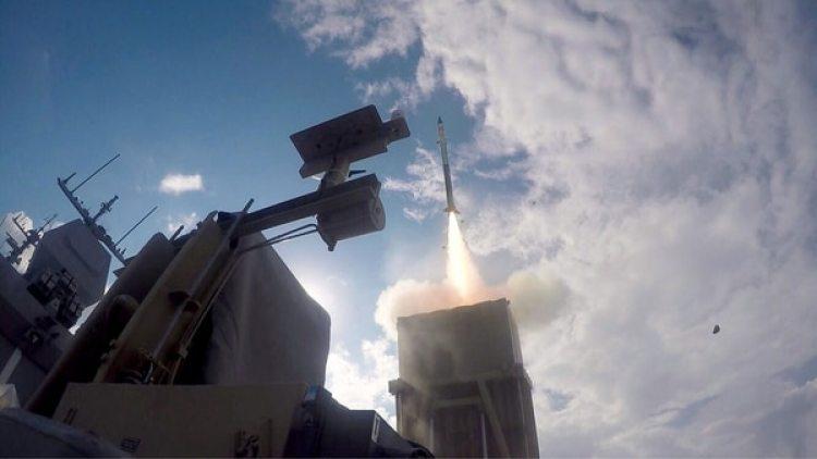 El sistema fue desplegado luego de las exitosas pruebas de lanzamiento (EFE)