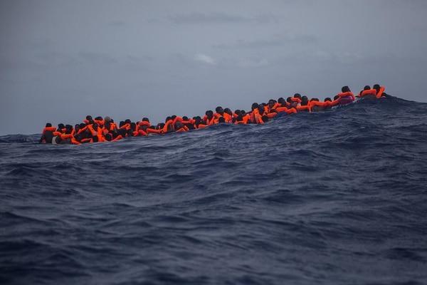 Más de tres mil refugiados han muerto este año en mar Mediterráneo