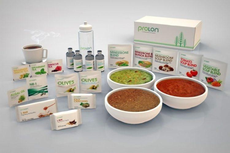 Las combinaciones de nutrientes fueron convertidas en recetas por la chef Ambra Ditonno.