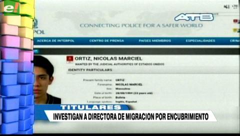 Video titulares de noticias de TV – Bolivia, mediodía del viernes 3 de noviembre de 2017